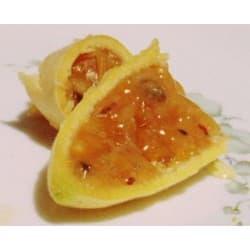 Maracujá-banana (Passiflora mollissima)